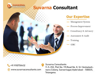 Do ISO Certification With Expert - Suvarna Consultants