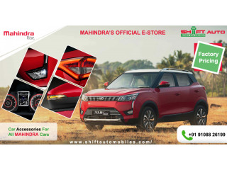 Buy Mahindra Genuine Accessories Online