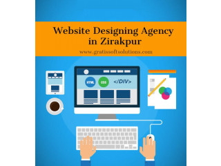 Website designing agency in zirakpur