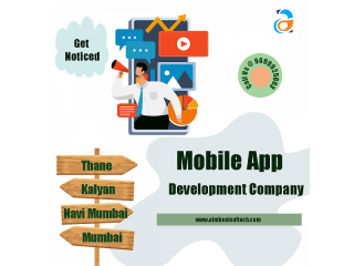 Are you in search of mobile app development company in vashi or nearby navi mumbai area.