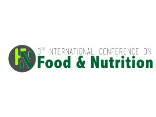 3rd International Conference on Food and Nutrition