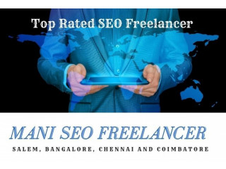 Top Rated SEO Freelancer in Bangalore and Chennai