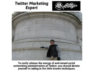 Who is the Best twitter marketer in India