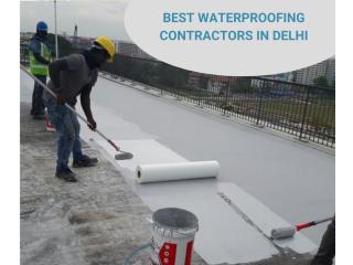 The Best Waterproofing Contractors in Delhi NCR | Keyvendors