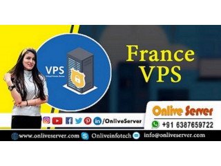 Grow your business with France VPS By Onlive Server