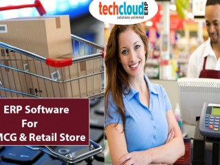 ERP Software for FMCG in Hyderabad | Cloud ERP for Retail Stores