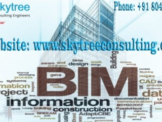 BIM - Building Information Modeling In Bangalore