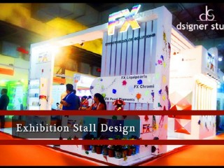 Exhibition Stall Design | Stall Fabricators in Mumbai, Delhi
