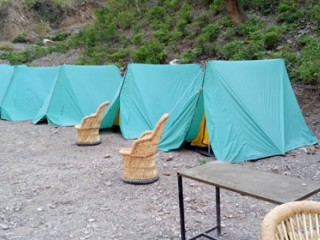 Rafting & Camping In Rishikesh