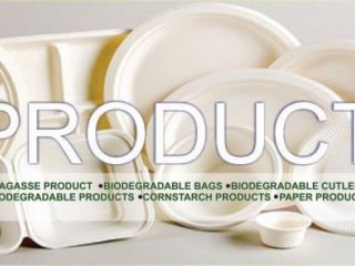 Bagasse Table Ware - Cosmos Eco Friends | Disposable Products | Disposable Table Ware