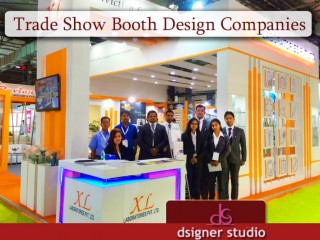 Exhibition Booth Designer | Trade Show Booth Design Companies