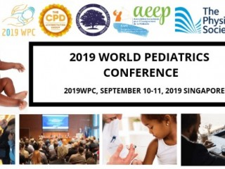 2019 World Pediatrics Conference