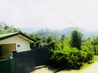 Two Story house for sale or Short term ren in Bandarawela