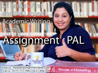Assignment PAL | Assignment Writing