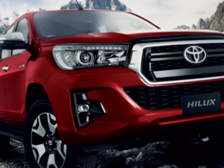 2019 Toyota Hilux 2.4 L-Edition-FREE DVD-AVX+FREE PVM (NEW)