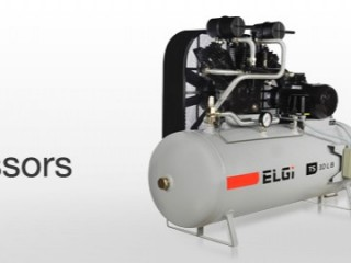 Piston Air Compressors - ELGi Always Better