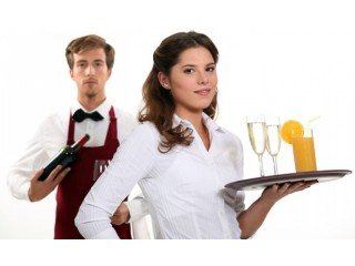 Waiters,cooks,store personnel needed