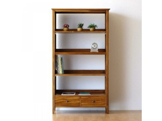 Teak Book Shelf
