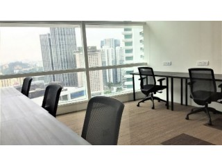 6 Pax Private Office for Rent in KL Sentral, Kuala Lumpur
