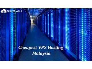 Buy Fast, Secure Cheapest VPS Malaysia