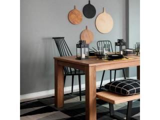 Teak Dining Table - Malika Design