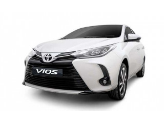 2020 Toyota Vios 1.5E -LAST CALL For SST Exemption