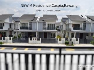 NEW M Residence | M Residence 2 Caspia Rawang
