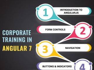 Get the best Angular 7 corporate training in Nigeria
