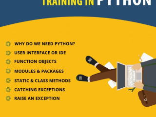Best Python training and certification in Nigeria