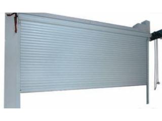 Aluminum Roller Shutter Garage Door BY HIPHEN SOLUTIONS