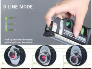 Multipurpose Laser Level Laser Measure BY HIPHEN SOLUTIONS