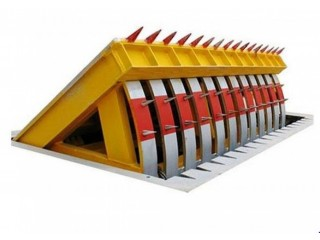 Stainless Steel Traffic Rising Blocker Bidirection Parking System BY HIPHEN SOLUTIONS