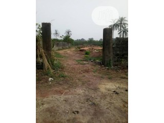 One Plot Of Land For Sale At Orogwe Owerre