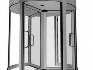 Revolving Door System In Nigeria BY HIPHEN SOLUTIONS