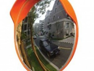 60cm Outdoor Road Traffic Convex PC Mirror Safety & Security BY HIPHEN SOLUTIONS
