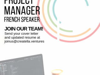 Assistant Project Manager l French Speaker
