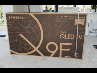 Samsung QLED Smart 75 inch 4K UHD TV 2018 Model