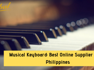 Musical Keyboard: Best Online Supplier in the Philippines