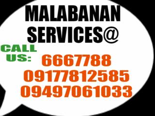 Malabanan Manual service & Plumbing Services