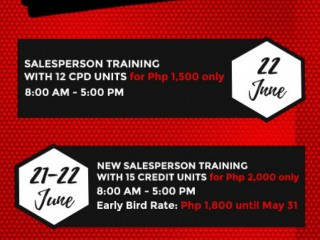 REGISTER NOW FOR THIS TRAINING WITH CREDIT UNITS!