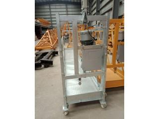 HQC MOTORIZED GONDOLA (ZLP800)- galvanized Platform