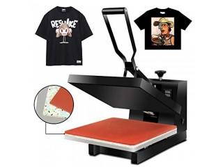 Buy Top-notch T-shirt Heat Press Machines From DIY Printing