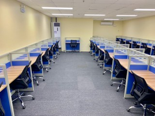 Call Center Seats for Lease / Serviced Office in Pampanga