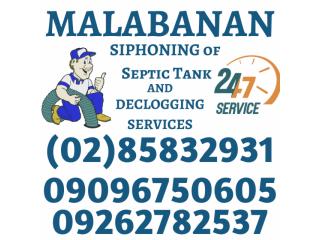 Pangasinan malabanan siphoning pozo negro services 09557906713