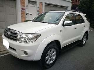 Toyota Fortuner 2015 G Manual transmission