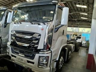 Isuzu GIGA QL1310U1VDHY CYH 8x4 Rigid Truck Cab & Chassis