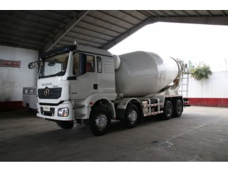 Shacman H3000 8x4 Cement Mixer truck