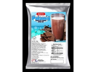 CHOCOLATE ICE CRAMBLE MIX