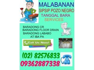 MAKATI 82576833 MALABANAN POZO NEGRO SERVICES 09497827027