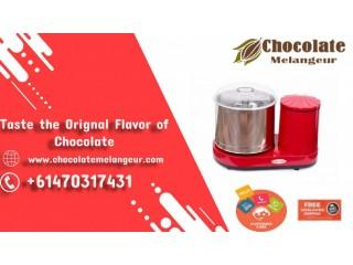 Chocolate Refiner - Nut Butter Grinder